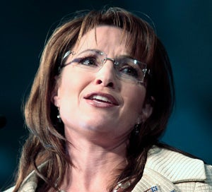Illustration for article titled Sarah Palin's Ghostwriter Loves God And Cheese, Hates Abortion