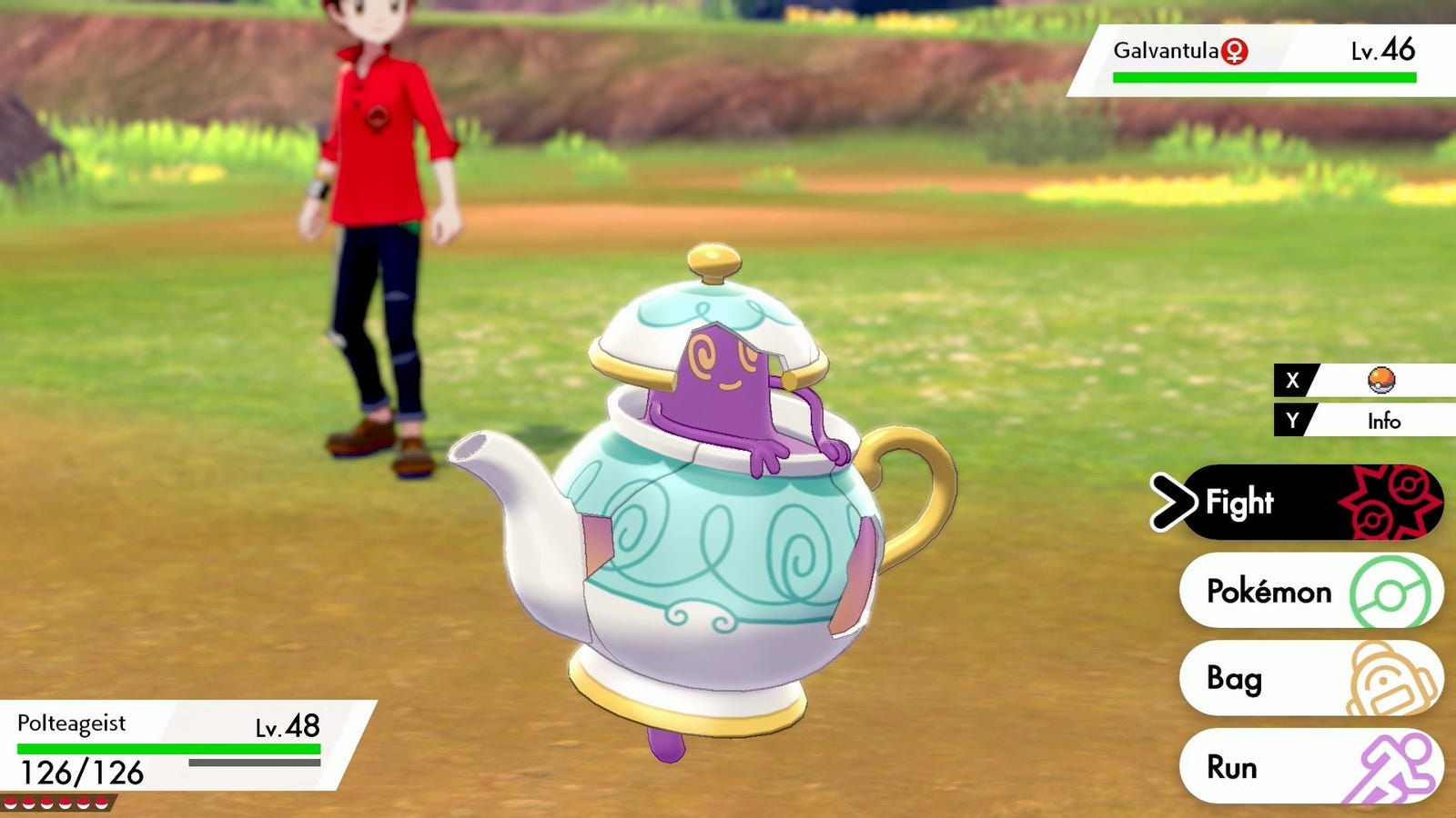 Stop Telling Me To Drink The New Tea Pokémon, Nintendo