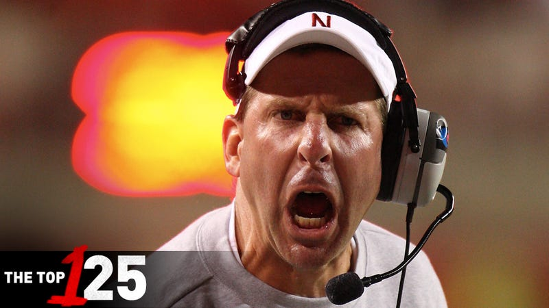 Illustration for article titled The Petty, Thin-Skinned Bravado Of Bo Pelini: 125 FBS Teams, Ranked