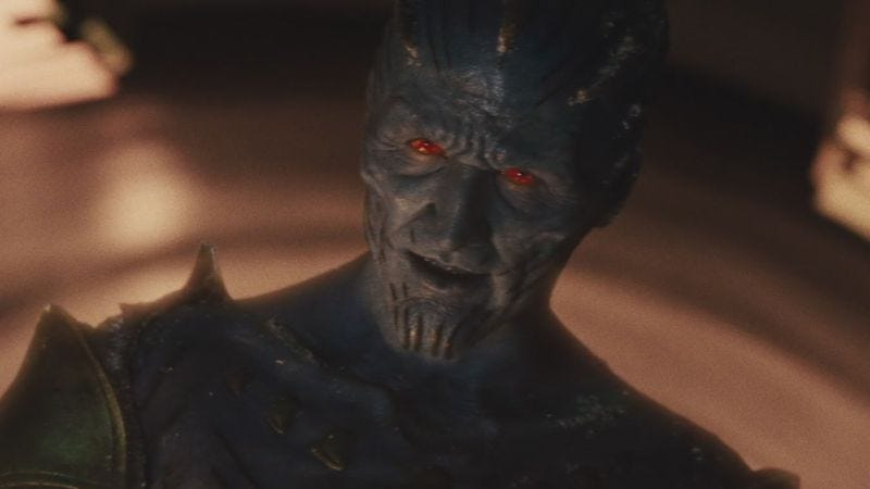 Colm Feore as Laufey in Thor