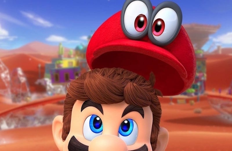 Illustration for article titled Every Super Mario Odyssey Transformation, Ranked