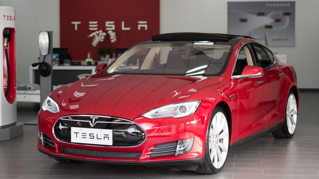 Tesla Recalls 135,000 Model S and Model X Vehicles Over Faulty Flash Memory