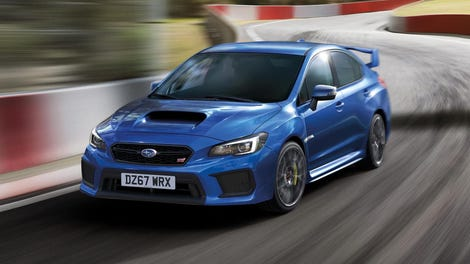 The Subaru WRX STI Still Matters