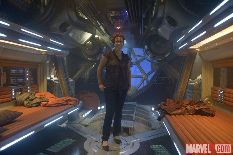 Illustration for article titled Guardians Of The Galaxy Writer Nicole Perlman To Pen Wool Adaptation