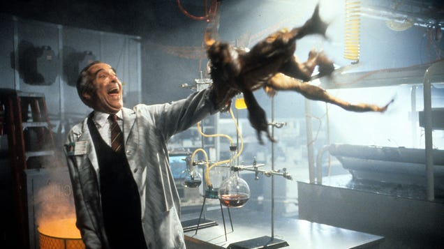 Celebrate the long weekend with this, one of the best Gremlins 2 references we've ever seen