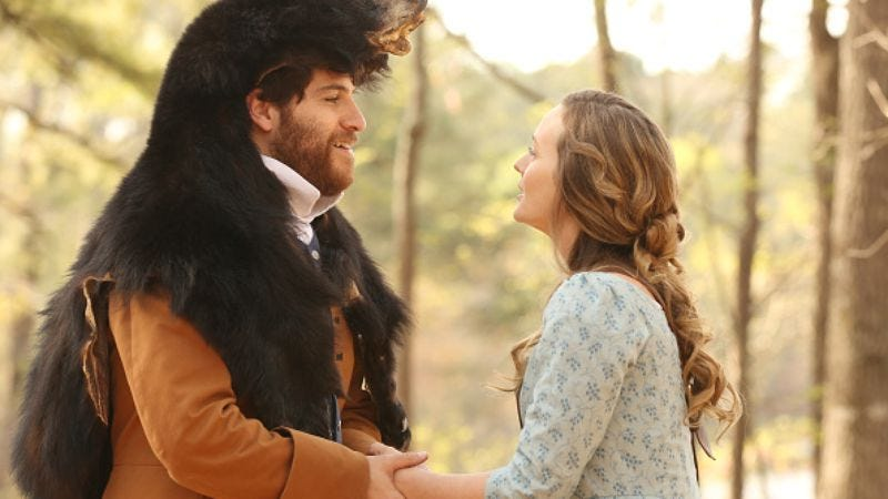 Adam Pally and Leighton Meester star in Making History (Photo: Fox/Getty Images)
