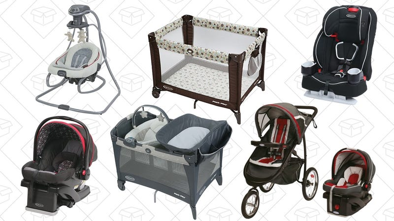 Graco Baby Gear Gold Box
