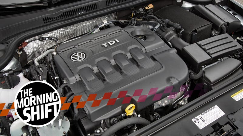 Illustration for article titled Volkswagen Weirdly Still Has Faith In Diesels