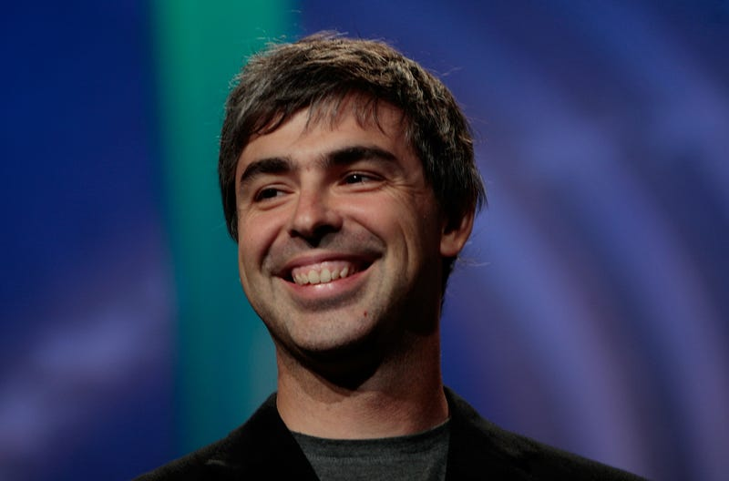 """Illustration for article titled Larry 'Google' Page se suelta: """"¿Facebook? Lo está haciendo fatal con sus productos"""""""