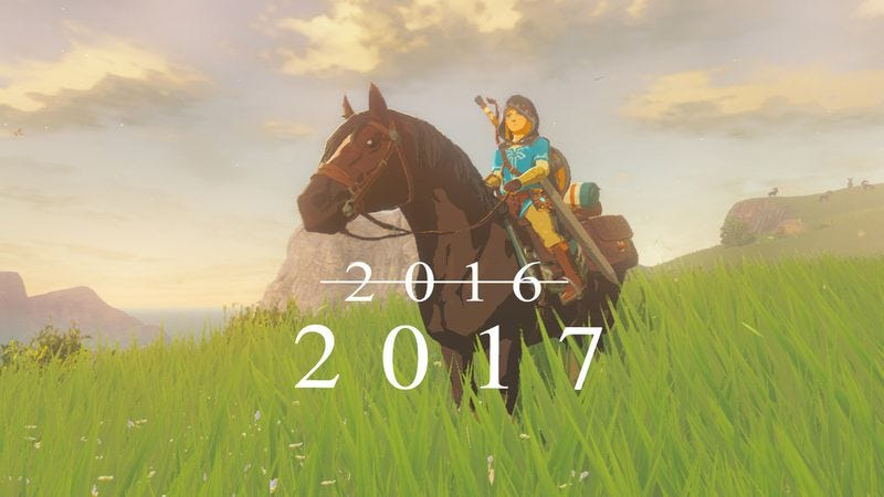 Illustration for article titled Nintendo's next console is coming March 2017, and Zelda along with it