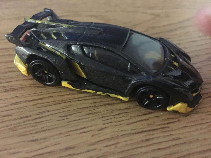 Illustration for article titled [Custom] Lamborghini Veneno