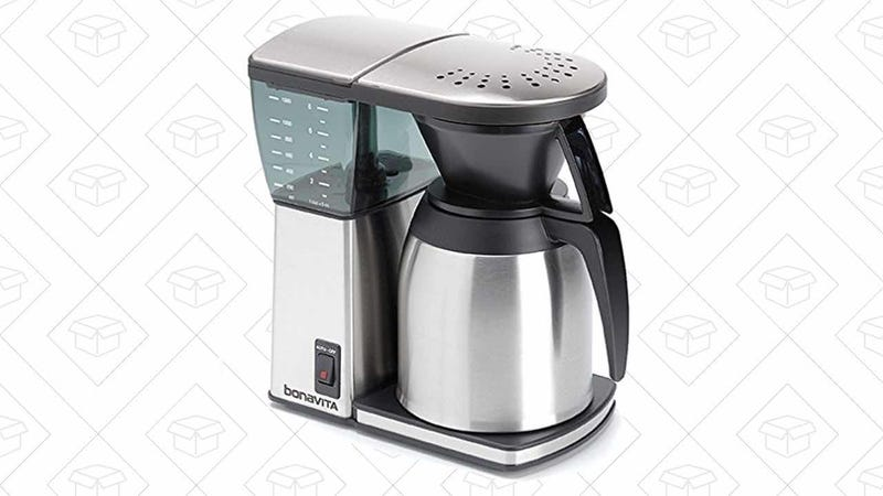 Bonavita Coffee Maker Dimensions : Sunday s Best Deals: Your Favorite Coffee Maker, Surface Pro 3, eBags, and More - AllGames ...