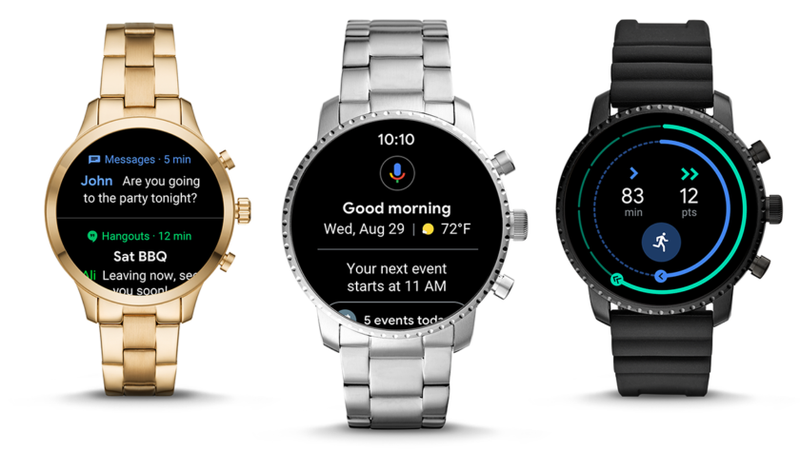 Illustration for article titled What to Know About the New Wear OS Smartwatch Gestures from Google