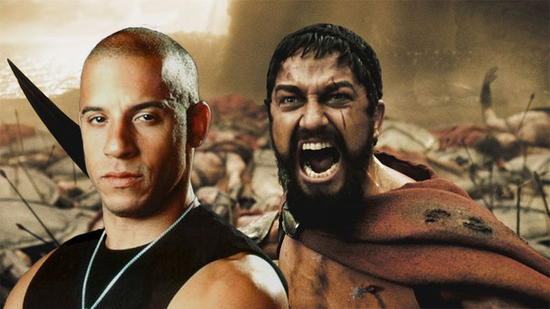 Illustration for article titled Gerard Butler, Vin Diesel Tied To Video Game Movie No One Cares About