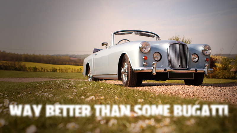 Illustration for article titled Hey Rich People, I'm Going to Tell You How to Spend Your Money: Buy a New/Old Alvis
