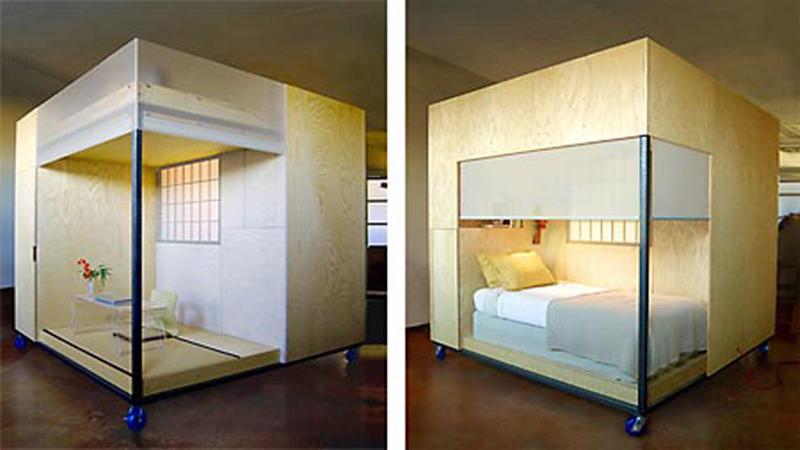 Reorganizing Room: Reorganize Your Giant, Underground Bunker Every Day With