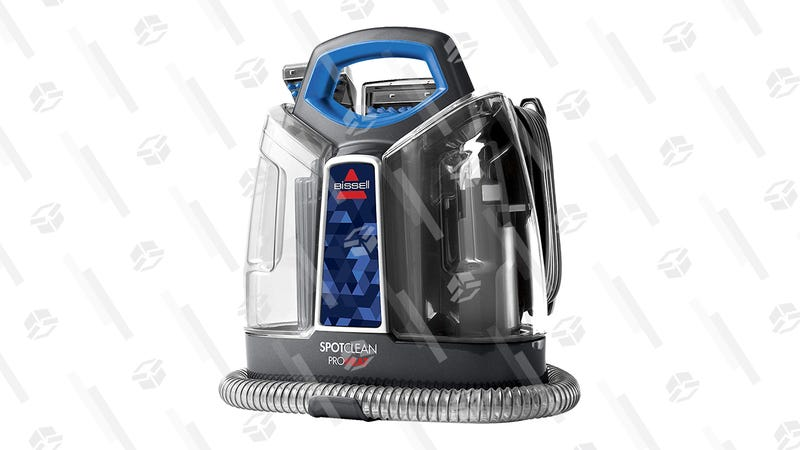 Bissell SpotClean ProHeat Portable Deep Cleaner | $50 | Amazon