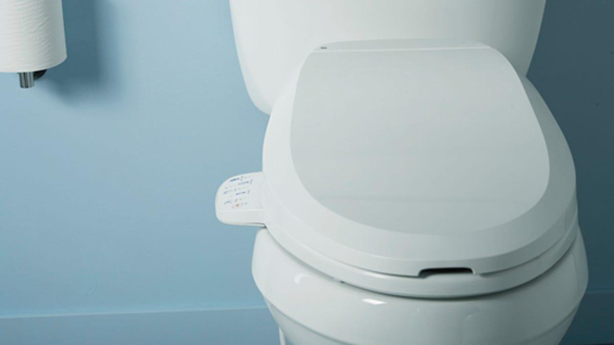 Kohler C3 Series Toilet Seats Offer Hands-Free Butt-Washing ...