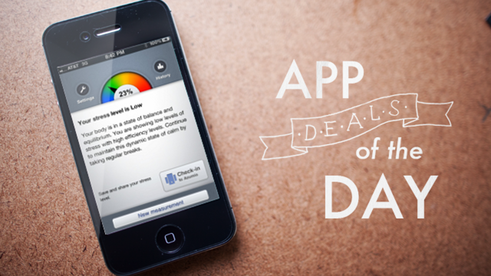daily app deals  get stress check pro for ios for free in today u2019s app deals