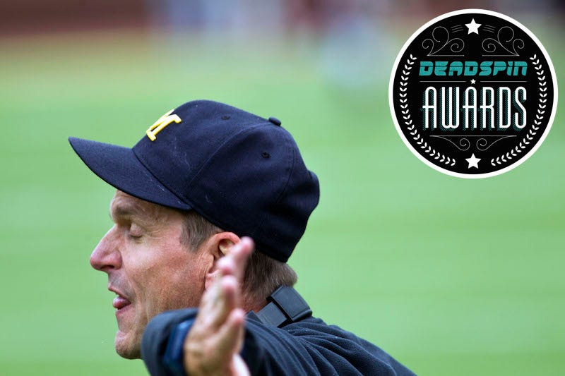Illustration for article titled Deadspin Awards: Most Insane Coach