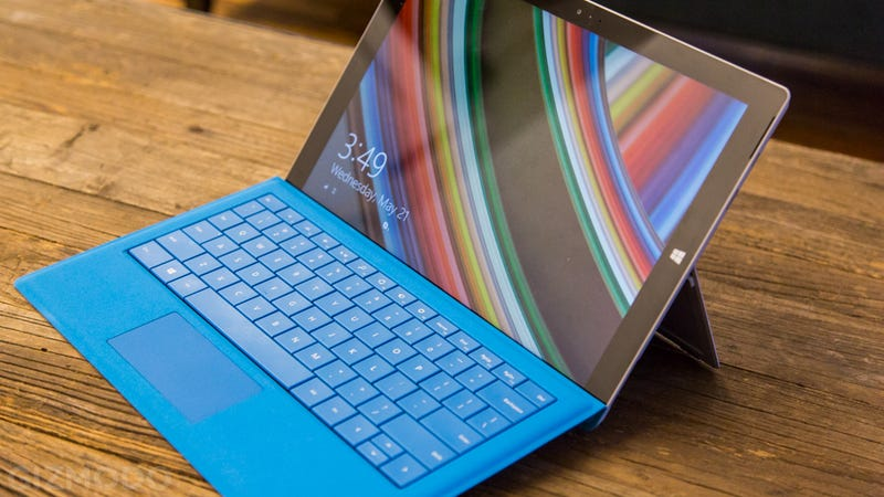 Illustration for article titled Microsoft Surface Pro 3 Has One of the Best Displays Yet