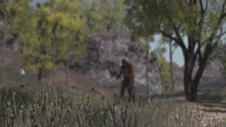 Illustration for article titled Red Dead Redemption: Messin' With Sasquatch?