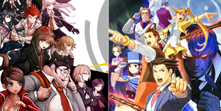 Illustration for article titled Phoenix Wright: Ace Attorney vs. Danganronpa