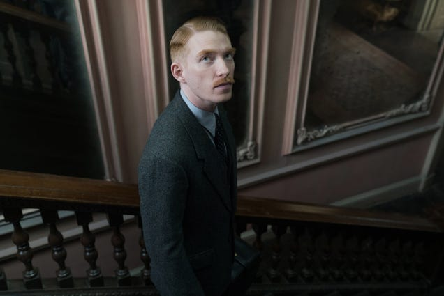 The Little Stranger isn't scary, but it is a supremely elegant riff on Gothic horror