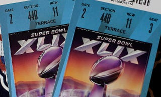 Illustration for article titled How Players Manage To Scalp Their Super Bowl Tickets