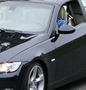 Illustration for article titled Spy Photos: Undisguised BMW 3-Series Convertible