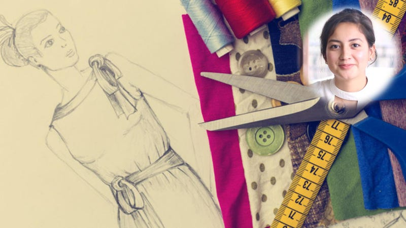 Illustration for article titled How do you pursue a Career in Fashion Designing?