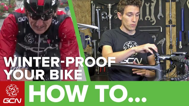 Help Make a Bicycle Winter-Proof With a Few Simple Tweaks