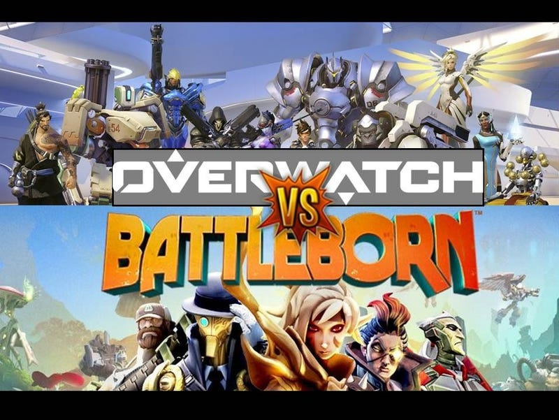 Illustration for article titled UPDATED: Overwatch and Battleborn: Which Version Are You Getting?