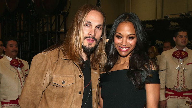 Illustration for article titled Zoe Saldana Would Like to Remind Everybody that She Is a Black Woman