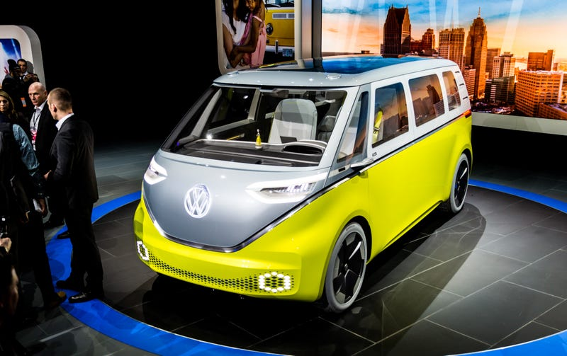 Why Volkswagen Absolutely Has To Make This Electric