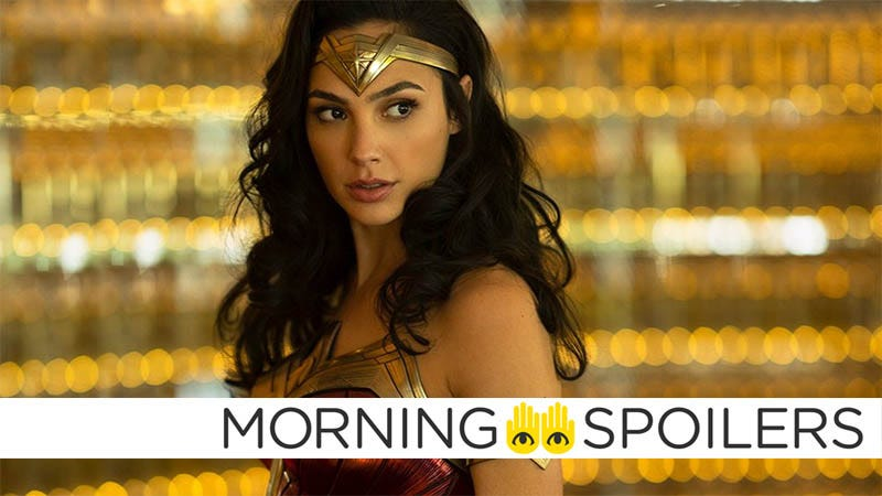 Diana is heading to an intriguing 1984 event in new pictures from the Wonder Woman sequel.