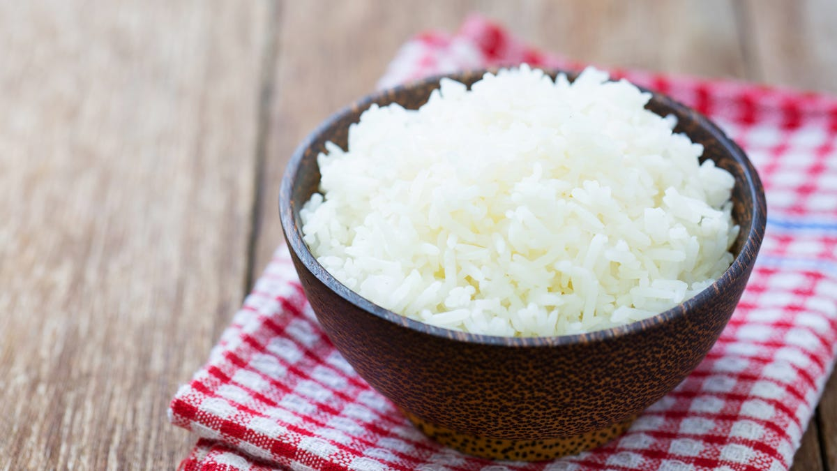 an idiot proof method for making perfect rice