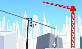 Illustration for article titled The Official 2D Mirror's Edge Is 2Awesome