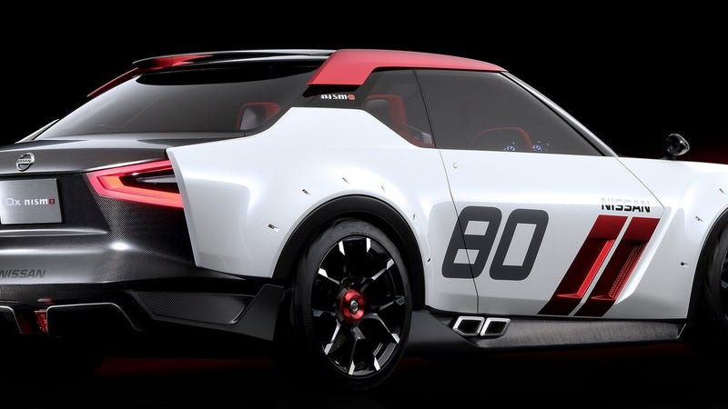 The Next Nissan Z Could Be More Like The IDx  Because Money