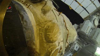 This Video of a Soyuz Redocking at the ISS Is Better Than Any Scifi Film