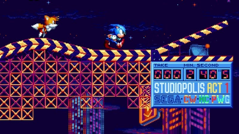 Screenshot: Sonic Mania/Sega