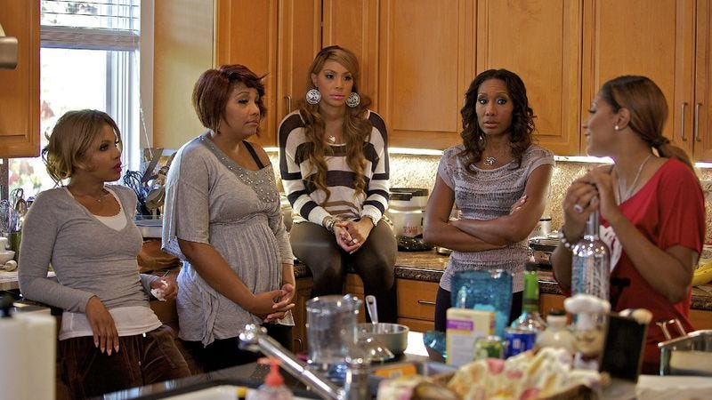 Illustration for article titled Braxton Family Values