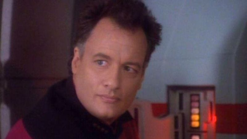 "Illustration for article titled Star Trek: Deep Space Nine: ""Q-Less""/""Dax"""