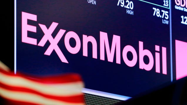 Exxon Derides Oil Firms  Efforts to Not Burn Down the Planet as a  Beauty Match
