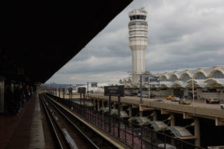 Reagan National Airport (Getty Images)