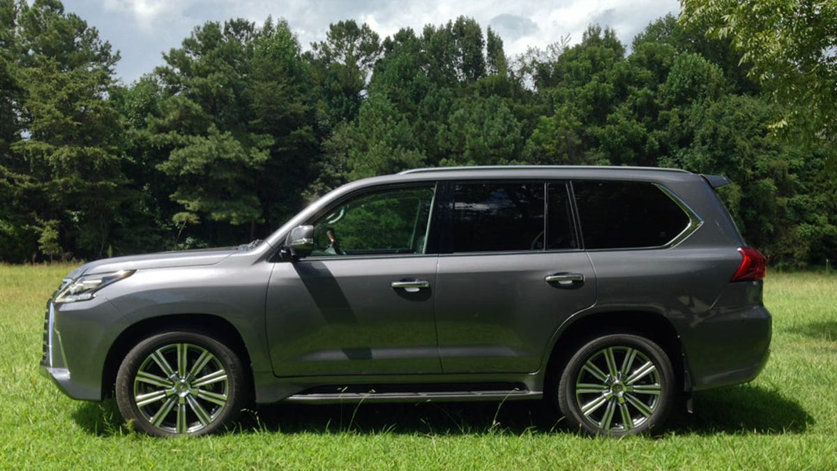 The 2016 Lexus Lx 570 Is A Big Lumbering Idiot Mobile And I Hate It Urgently Needed Wiring Diagrams Club Forums