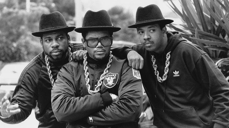 "Illustration for article titled We talk Run-DMC's ""Christmas In Hollis"" with DMC himself"