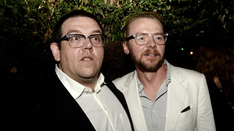 Illustration for article titled Simon Pegg and Nick Frost jumping on the Swedehorror bandwagon with new serial killer flick