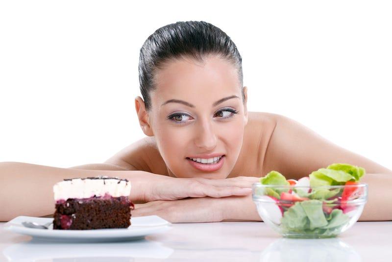 El cerebro se puede entrenar para preferir comida saludable