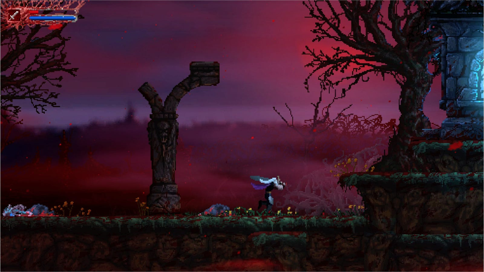 New Ps4 Game Slain Back From Hell Leaves A Bad First